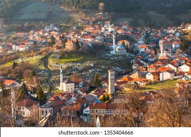 Old town, Travnik 29.03.2019