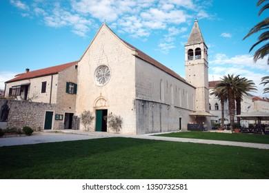 The old town of Trogir Croatia