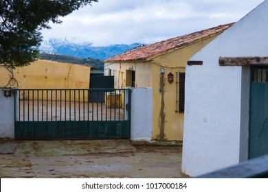 Old town, white village. Ronda, Andalusia, Spain.