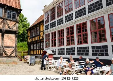 The Old Town,Copenhagen, Denmark, July 2017
