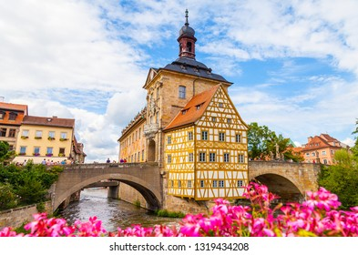 Old townhall, Bamberg, Germany