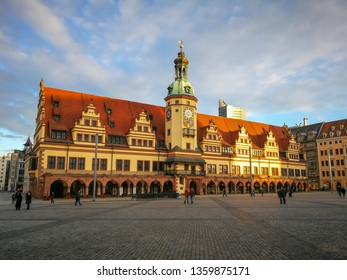 Old townhall of Leipzig
