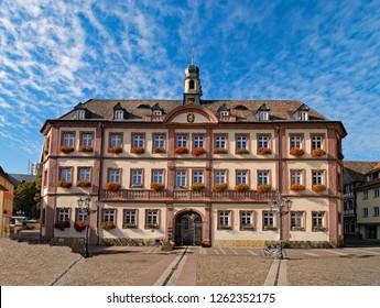 Old townhall of Neustadt, Rhineland-Palatinate, Germany