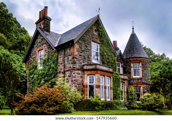 old townhouse of oban