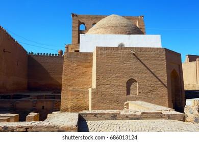 Old town.Ichan Kala.Uzbekistan.