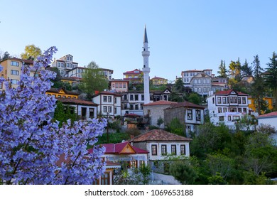 old trabzon houses turkey.