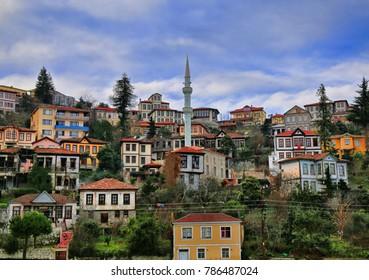 old trabzon houses turkey ( life style)