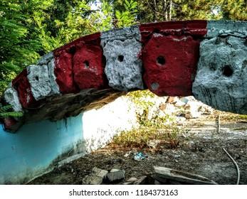Old Trapezoid Bridge