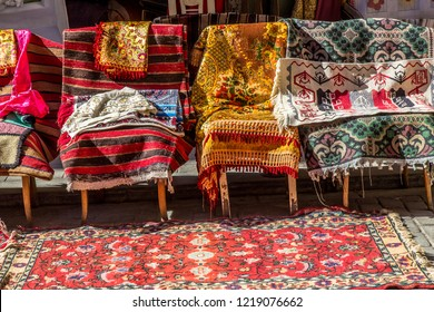Old Turkish rugs and carpets for sale, Istanbul