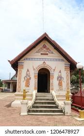 Old Ubosot Thailand