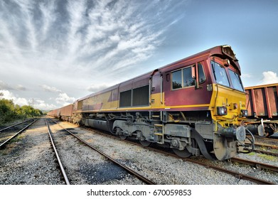 Old UK Trains - GB