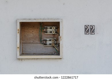 Old Fuse Box Images, Stock Photos & Vectors | Shutterstock Old Car Fuse Box on