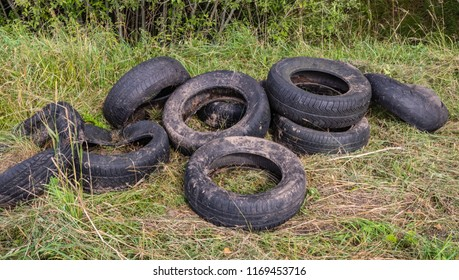 Tyre Disposal Images, Stock Photos & Vectors | Shutterstock