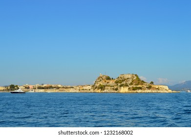 The Old Venetian fortress a Venetian fortress in the city of Corfu