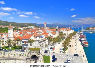 Old Venetian town of Trogir, Croatia