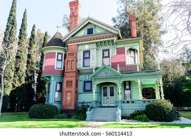 Old Victorian House