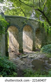 old village bridge