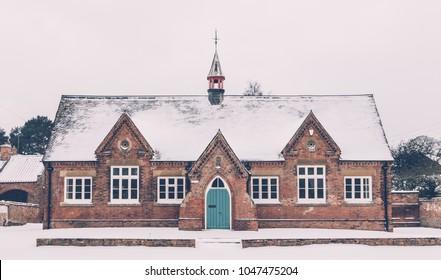 old village schoolhouse