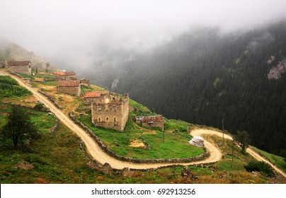 Old village in Trabzon