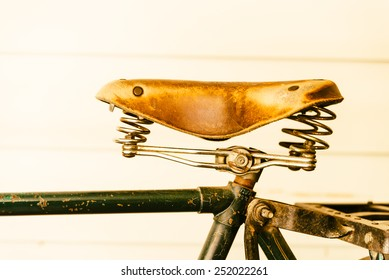 Old vintage Bicycle - vintage effect style pictures