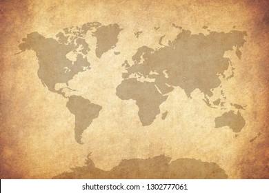 world map wallpaper vintage Images, Stock Photos & Vectors ...