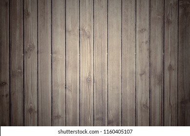 Old vintage retro style wood wall seamless wooden wall background and texture.