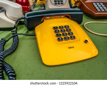 Old Phone Images, Stock Photos & Vectors   Shutterstock