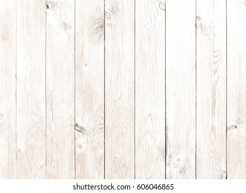 old vintage white wood planks background