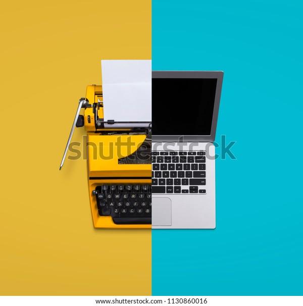 Old vs new technology
