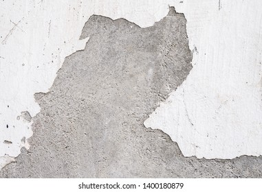 Old wall with cracks. Grunge texture background.