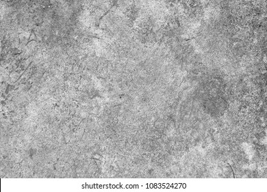 Old wall grey grunge background, gray broken cement banner, dotted dust stone backdrop, crack surface texture, dark dirty floor material, rough stonewall home building block, stonework grit sand brick