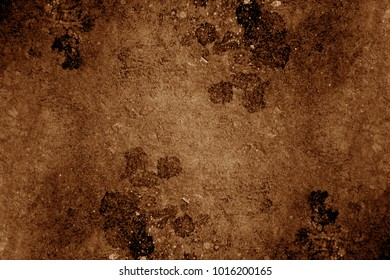 Old wall grunge background, gray broken cement banner, dust stone backdrop, crack surface, dirty wallpaper, vintage texture.