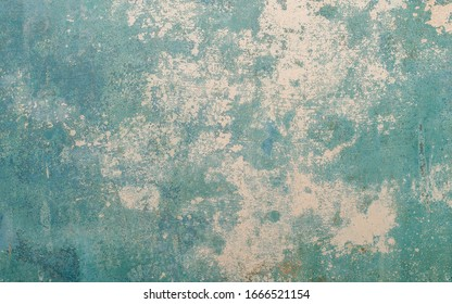 Old wall in light shades of color