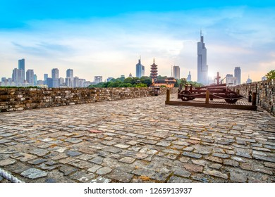 The Old Wall of Nanjing