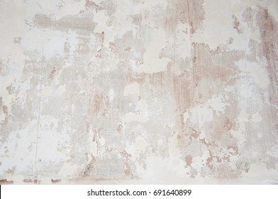 old wall with paint stains. background image in grunge style for design