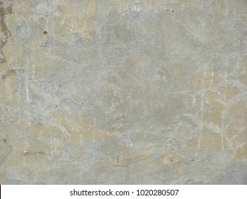 Old wall with rust, grudge and dirty color.  Suitable for background or copy space.