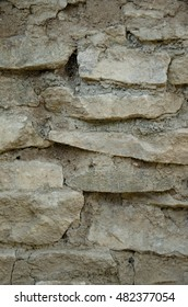 old wall texture background clouseup brown color vertical forme.