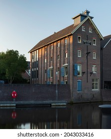 The old warehouse of Coevorden