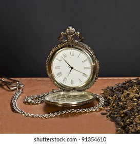 The old watch and the tobacco