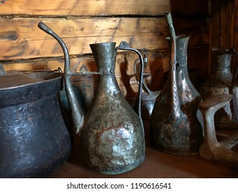 Old water jars