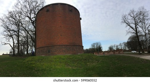 Old water tank at Old village Ootmarsum Twente Overijssel Netherlands