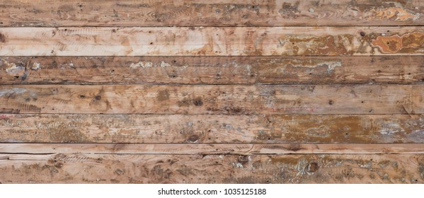 old weathered rough brown wood surface, rustic boards, barn wall