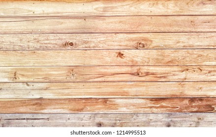 Old and weathered wood wall vintage retro style seamless background and texture.