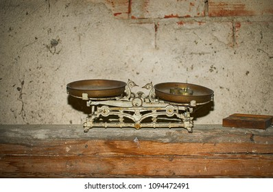 Old weight with weights