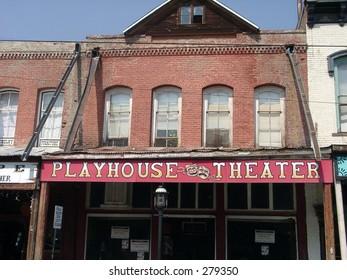 Old west shop, Virginia City, Reno, Nevada, U.S.A.