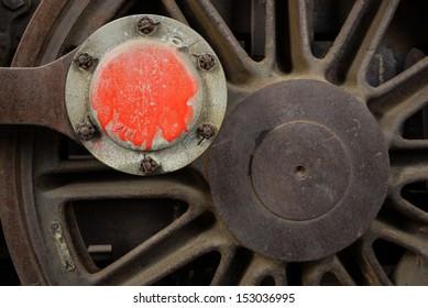 old wheel Launceston