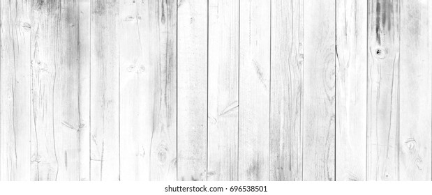 Old white background wood floor