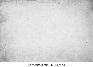 Old white blank paper texrure or background