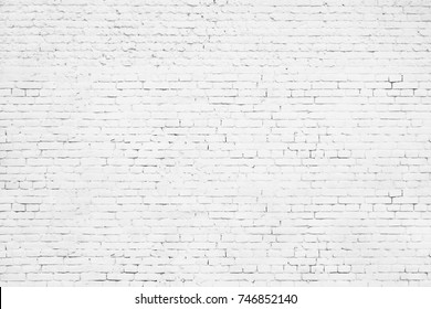 Old white brick stones wall background