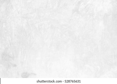 Old White Raw Concrete Wall Texture Background Suitable for Presentation, Paper Texture, and Web Templates with Space for Text.